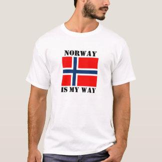 Norwegen ist meine Weise T-Shirt