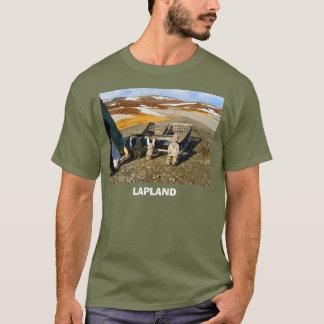 Norwegen, Lappland, Sami Regelung T-Shirt