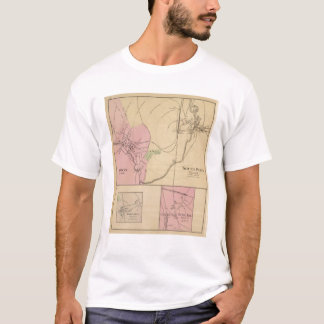 Norwegen, Südparis, Maine T-Shirt