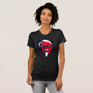 Norweger-gebratenes Huhn T-Shirt