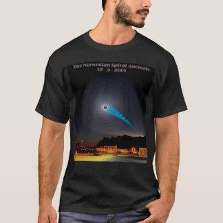 Norweger-gewundene Abweichung 2009 T-Shirt