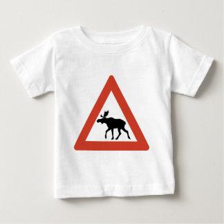 Norwegische Elche Baby T-shirt