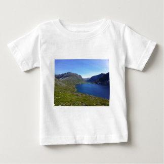 Norwegischer See Baby T-shirt
