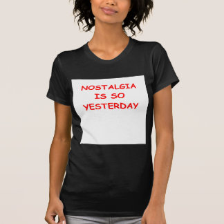 NOSTALGIE T-Shirt