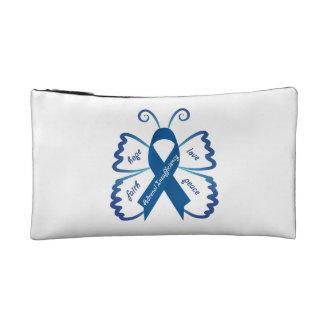 Notausrüstungs-Kasten: Bewusstseins-Schmetterling Kosmetiktasche