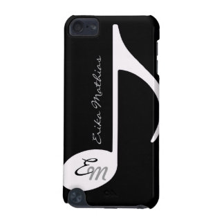 note musicale de b/w personnalisable coque iPod touch 5G