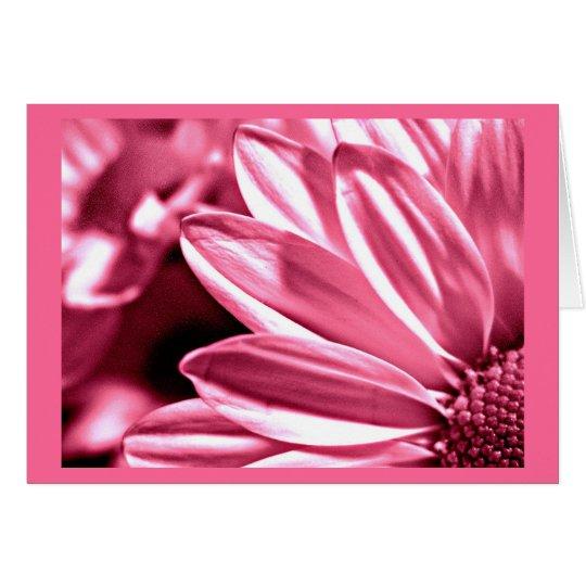 Notecard-Blume-Gemalte Blumen 12 Karte