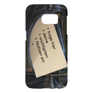 NoteCase Coque Samsung Galaxy S7