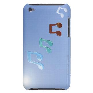 Notes musicales étui iPod touch