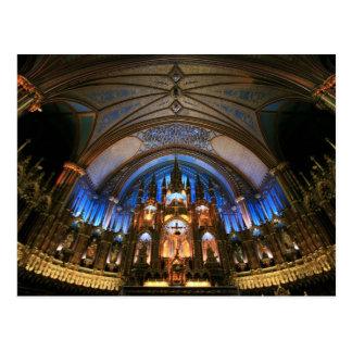 Notre-Dame-Basilika Postkarte