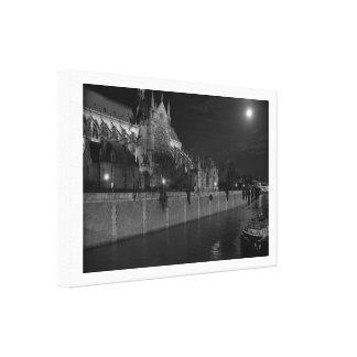 Notre Dame de Paris Leinwanddruck