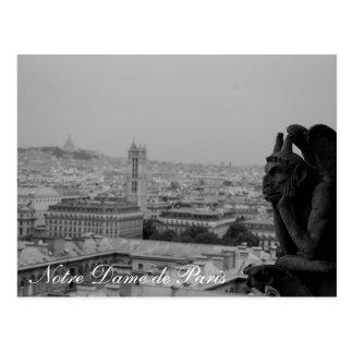 Notre Dame de Pariskarte Postkarte