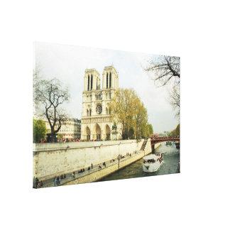 Notre Dame-Kathedrale Leinwanddruck