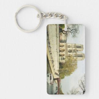 Notre Dame-Kathedrale Schlüsselanhänger