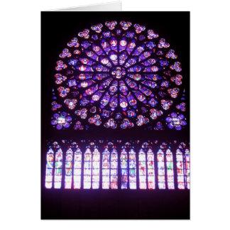 Notre Dame, NordRose Karte