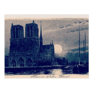 Notre Dame Paris Postkarte