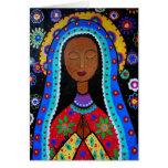 Notre Madame des cartes de Guadalupe