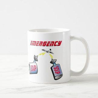 Notsuppen-Dosen Kaffeetasse