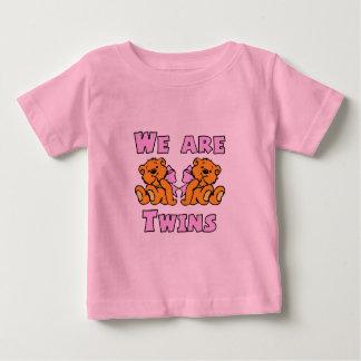 Nous sommes les jumeaux 3 tshirt