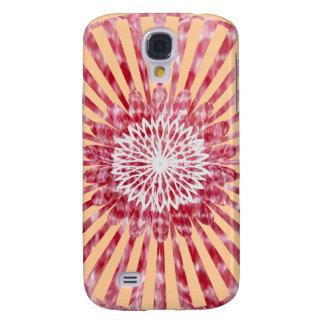 NOVINO Sonnenblume-Energie-Rad Galaxy S4 Hülle