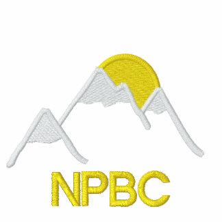 NPBC Stickerei-Shirt Polo Shirt