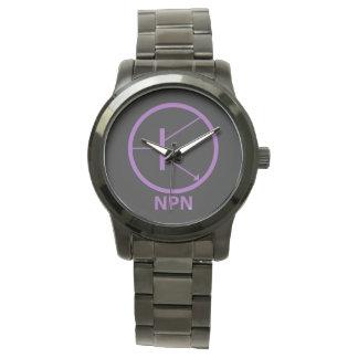 NPN Transistoruhr Armbanduhr