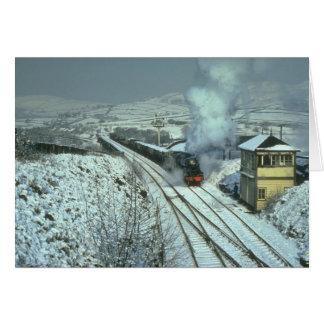 Nr. 48442 in einer winterlichen Einstellung bei Karte