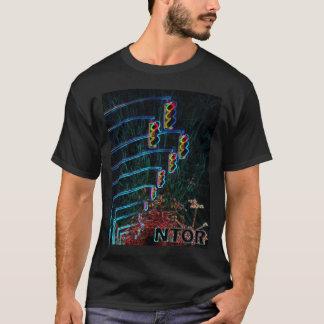 NTOR Reihe der Neonlichter T-Shirt