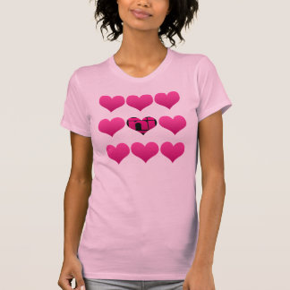 NU-Herzunterhemd T-Shirt