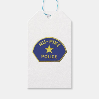 NU-Pike Polizei Geschenkanhänger