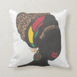 Nubian Königin Kissen