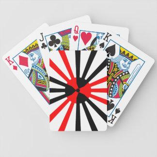 Nuc Königreich org Bicycle Spielkarten