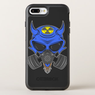 Nuklearer radioaktiver Niederschlag Hellion OtterBox Symmetry iPhone 8 Plus/7 Plus Hülle