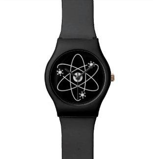 Nuklearer Winter-Spaß Armbanduhr