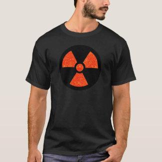 Nukleares radioaktiver T-Shirt