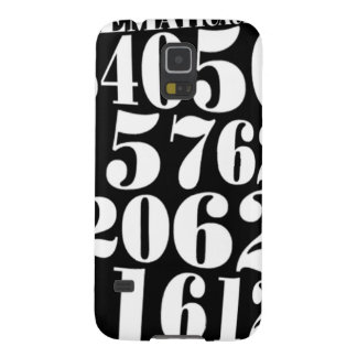 Numbers' gift samsung s5 cover