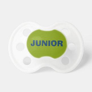 Nur apfelgrüne kundenspezifische Baby-Schnuller Schnuller