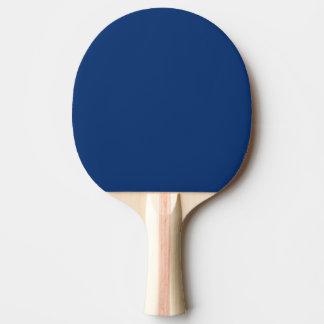 Nur cooler blauer Normallackhintergrund des Kobalt Tischtennis Schläger