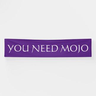 Nur Farbe lila u. Wörter + Ihre Ideen Banner