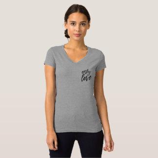 Nur Liebe-T-Stück T-Shirt