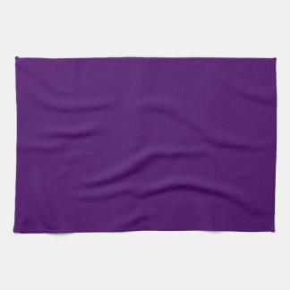 Nur lila tiefer cooler Normallack OSCB15 Handtuch