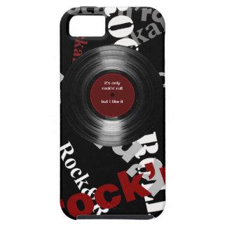 nur Rock u. Rollen~ Musik Schutzhülle Fürs iPhone 5