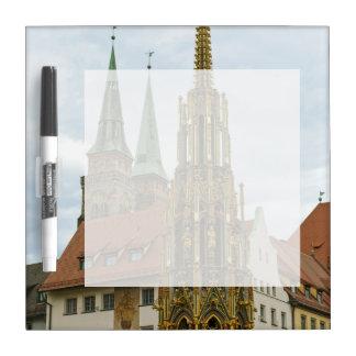 Nürnberg Memoboard