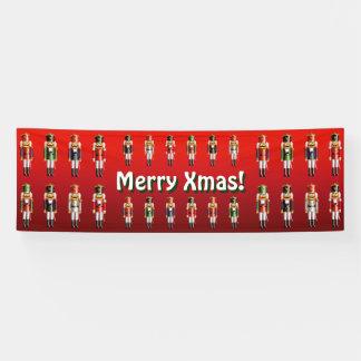 Nussartige Weihnachtsnussknacker - die Banner