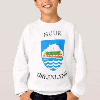 Nuuk Wappen Sweatshirt