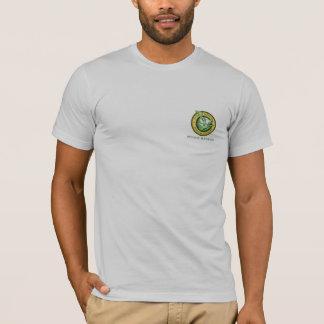 NY Suppen-Austausch-Taschen-Logo T-Shirt