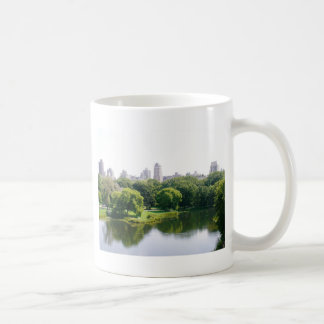 NYC Central Park-Skyline Kaffeetasse