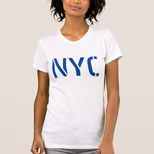 NYC New York City T - Shirt