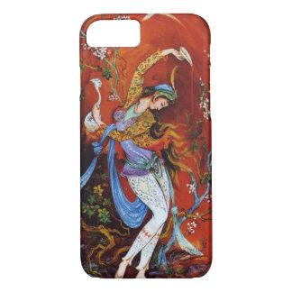 Nymphe miniature persane de danse coque iPhone 7