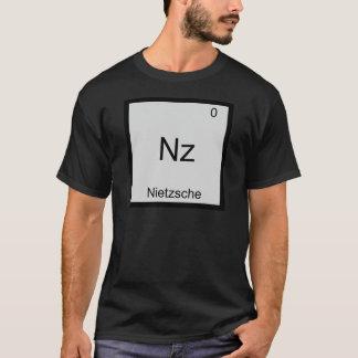 Nz - Nietzsche lustiges T-Shirt